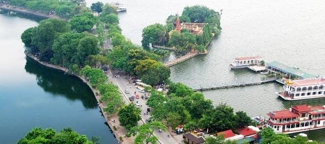 Tayho District Hanoi Vietnam