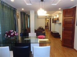 quiet  3 bedrooms apartment available for rent in Giang Vo near French school