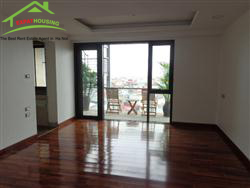 Luxery 3 bedrooms service apartment in Xuan Dieu, Tay Ho, Ha Noi