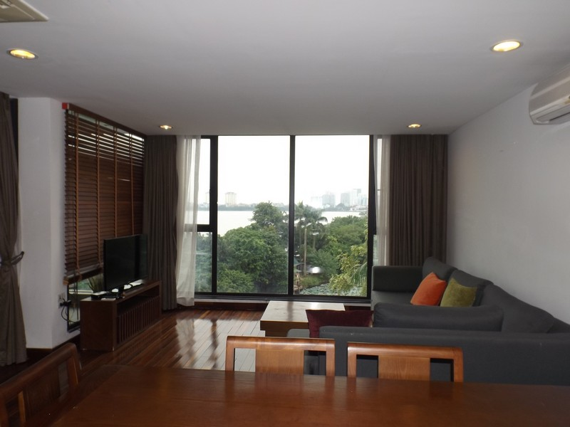 Cozy apartment two bedroom avaible for rent in Tay Ho (Vn)