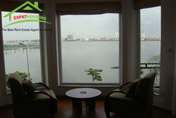 Lake view, 3 Bedrooms apartment in To Ngoc Van, Tay Ho, Ha Noi