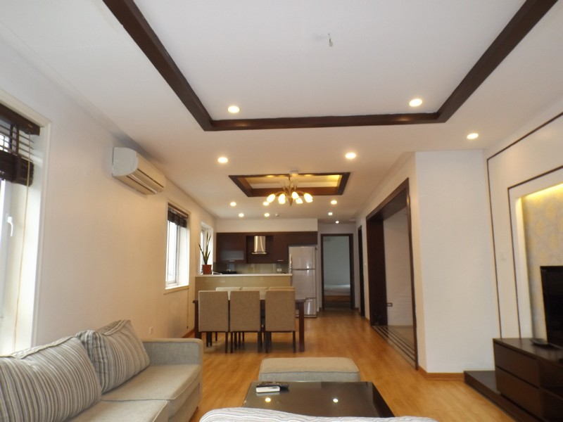 Two bedroom apartment in Dong Da, Apartment near Ba Mau lake (Fr)