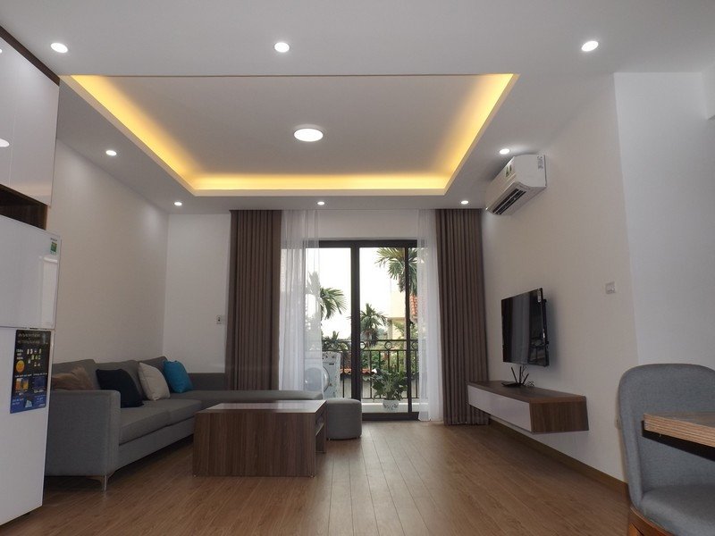 Brand new apartment for rent in Tay Ho with 2 bedroom