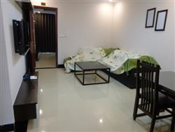 two bedrooms apartment  in Ly Nam De ,Hoan Kiem dist., available for rent