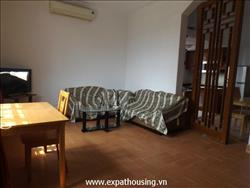 two bedrooms apartment  in Au Co, Tay Ho available for rent
