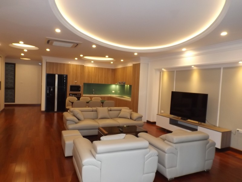 Branch new Apartment for rent in Yen Phu village (Vn)