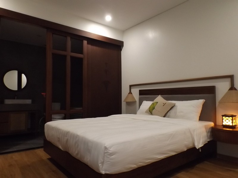 Apartment for rent in Kim Ma, Ba Dinh with 2 bedroom (Fr)