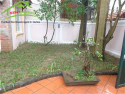 Beautiful house,4 bedrooms,big garden in lane Au Co, Tay Ho, Ha Noi