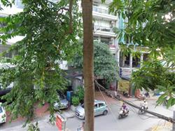 Open view two bedrooms apartment in To Ngoc Van available for rent