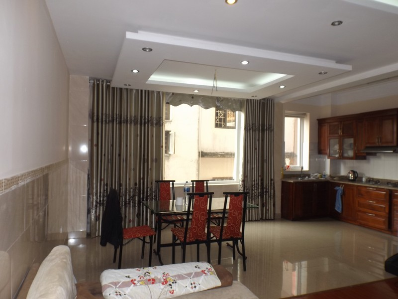 Morden apartment with 2 bedroom for rent in Tay Ho (Vn)