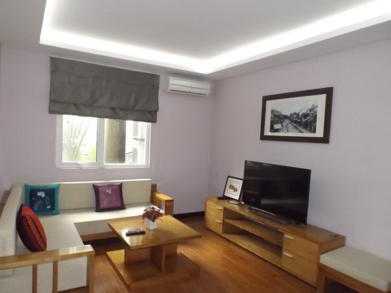 Apartment 1 bedroom for rent in Tay Ho, Ha Noi