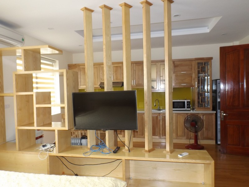 Apartment one bed for rent in Tay Ho, Ha Noi