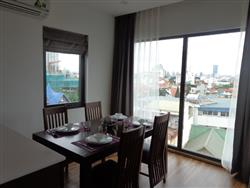 New Building two bedrooms service apartment for rent in To Ngoc Van street