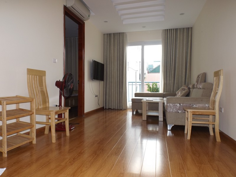 Open two bedrooms apartment in Tu Hoa,Tay Ho available for rent