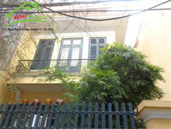 Beautiful house for rent ,3 bedrooms, garden in lane 1 Au Co, Tay Ho, Ha Noi (Fr)