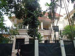 French style big villa for rent in To Ngoc Van