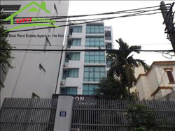 Big terrace 2 bed apartment for rent in To Ngoc Van,TayHo,Ha Noi