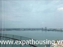 Two beds, Hight floor lake view and city view  apartment in Golden Westlake Ha Noi