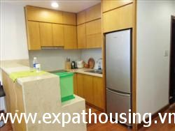 Hight quality, 2 Bedrooms, Apartment in Nam Trang street, Truc Bach area