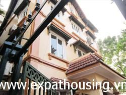 house, 4 Bed, open view in Xom Chua, Dang Thai Mai, Tay Ho, Ha Noi
