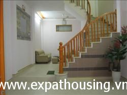 Chips House, 4 Bed, in Dang Thai Mai, center of Tay Ho area