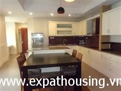 Beautiful, Service Apartment, 3 Bedrooms, in Hoan Kiem, Ha Noi