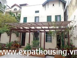Beatiful Villa, 3 Bedrooms, Tay Ho, Ha Noi