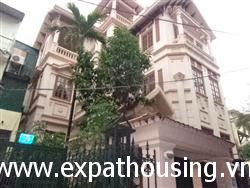 House, with 5 Bedroom, in lane 31 Xuan Dieu, TayHo, HaNoi