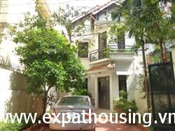 Charming, 4 Bedrooms, house in To Ngoc Van, Tay Ho, Ha Noi
