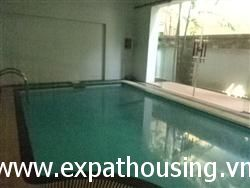 Swimming pool, 4 Bed, house in To Ngoc Van, Tay Ho, Ha Noi