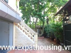 Big house with yard, 5 Bedrooms in To Ngoc Van, Tay Ho, Ha Noi