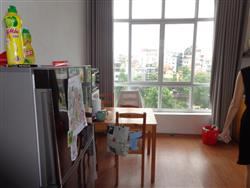 Open view one bedroom apartment in 24 Tu Hoa near Sheraton Hotel available for rent (Vn)