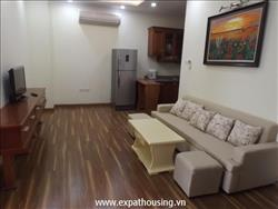 high floor two bedrooms apartment for rent in Hoan Kiem