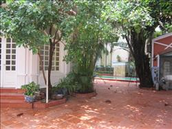 Big garden, Charming Villa in To Ngoc Van, Tay Ho, Hanoi
