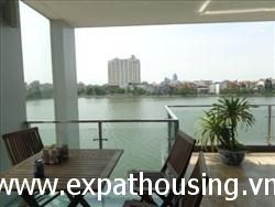 3 Bedrooms in Xuan Dieu 3000 USD (Fr)