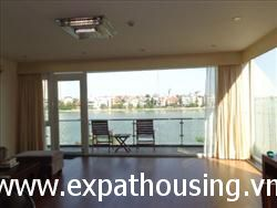 3 Bedrooms Apartment in lane Xuan Dieu, Tay Ho , Ha Noi