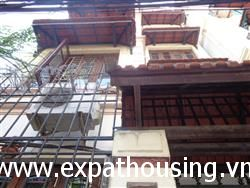 Charming house 3 bedrooms in To Ngoc Van,Tay Ho,Ha Noi available for rent