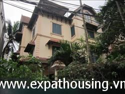 Beautiful Villa with swimming pool in Xom Chua, Dang Thai Mai, Tay Ho, Ha Noi