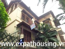 charming 4 Bedrooms, House with swimming pool in To Ngoc Van, Tay Ho, Ha Noi
