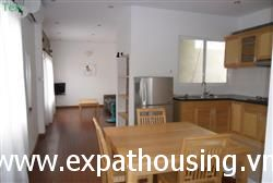Lovely 2 bedrooms  apartment for rent in Van Mieu,Dong Da,Ha  Noi