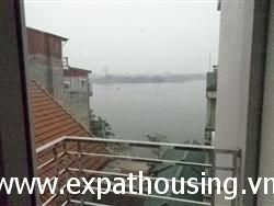 Lake view, one Bedroom, Apartments in Yen Phu, Tay Ho, Ha Noi