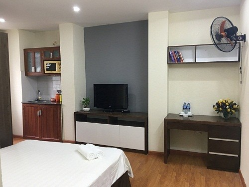 Beautiful studio for rent in Cau Giay