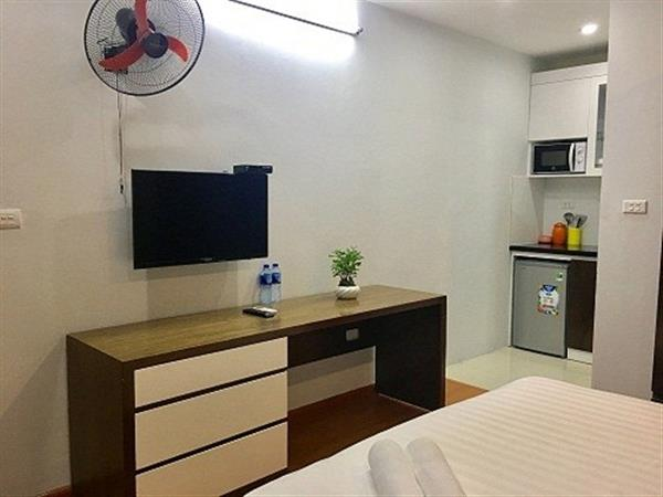Apartment, Studio for rent in Cau Giay