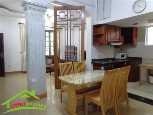 Beautiful 2 bedroom apartment for rent in Nghi Tam