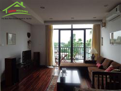 Lake view, Beautiful  2 Bedrooms, Apartments in Xom Chua, Dang Thai Mai, Ha Noi (Vn)