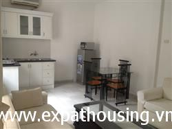 Airy one bedroom apartment in Ha Hoi,Hoan Kiem available for rent