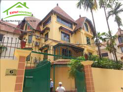 Big Villa,swimming pool, 6 bedrooms in To Ngoc Van, Tay Ho, Ha Noi