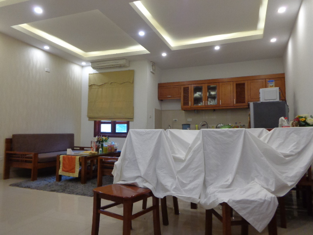 Apartment for rent in Trung Hoa, Cau Giay