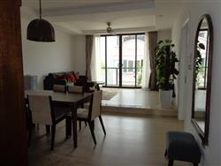 Beautifull 2 bedrooms apartment in Truong Han Sieu Street  ,Hoan Kiem  dist., available for rent