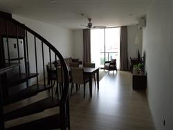 penhouse two bedrooms apartment in Hoan Kiem area  available to rent (Fr)